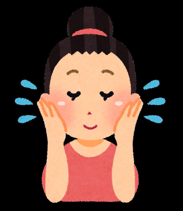 ふきとり化粧水の使い方